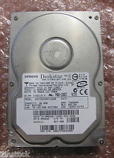 """Hitachi Deskstar - 3.5"""" 7.2K, 40 Go SATA disque dur-HDS 722540 bleue 80"""