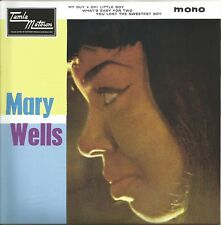 MARY WELLS - YOU LOST THE SWEETEST BOY - 4 TRACK EP TAMLA MOTOWN MINT LISTEN