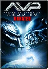 AVP: Aliens vs. Predator: Requiem (Unrated Edition) [DVD] NEW!