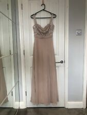 Lipsy Sequin Prom Dress UK 8 Worn Once