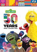 Sesame Street: 50 Years & Counting [New DVD] Full Frame