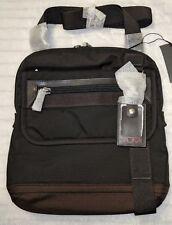 Tumi Eastern Zip Top Flap Crossbody Messenger Bag