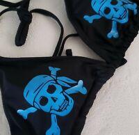PIRATE'S LIFE Brand Bikini BLACK TOP