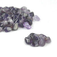 50g Natural Mini Amethyst Point-Quartz Crystal Stone Rock-Chips Healing Specimen