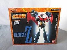 Soul of Chogokin GX-01 MAZINGER Z Action Figure BANDAI TAMASHII NATIONS Japan