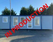 Marketing Suite, Portable Cabin, Site Office, Portable Building, 32 x 10 (2571)