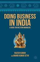 Doing Business in India by Kumar, Rajesh|Sethi, A. (Paperback book, 2012)