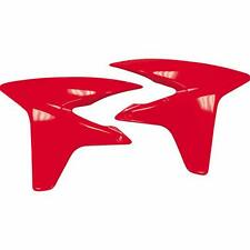TRX450 2004-05 Radiator Rad Air Scoops Plastic Bodywork Maier Fighting Red 11748