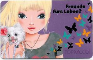 """Depesche 7948.011_A Freundschaftskarte """"Freunde fürs Leben?"""""""