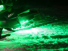 Snowmobile LED Running Board Light Kit - Green   (Must have Battery)