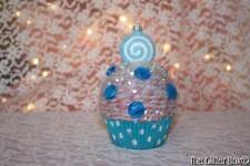 Christmas Ornaments Faux Cupcake Ornament Fake Cupcakes Whimsical Decorations F