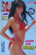 TV STELLE 65 1994 Fiorello Pausini Shannen Doherty Kirk Cameron Pamela Anderson