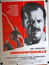 GRENZPATROUILLE (Pl. '82) - JACK NICHOLSON / HARVEY KEITEL