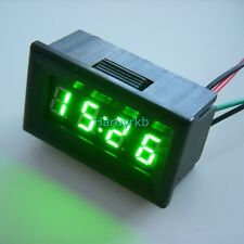 "0.30"" Digital LED Panel Time Clock Watch for DC 12V 24V Car Auto Motor E-bike G"