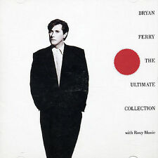The Ultimate Collection [EG] by Bryan Ferry (CD, Nov-1988, MSI Music Distribution)