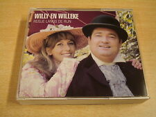 2-CD BOX / WILLY EN WILLEKE ALBERTI - REISJE LANGS DE RIJN