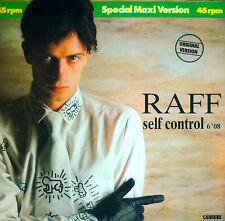 "Raff-Self Control - 12"" MAXI-c034-Slavati & cleaned"