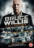 Bruce Willis Box Set [DVD][Region 2]
