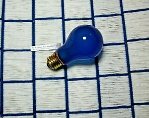 new Grow Light bulb 60 watt A19 plant lite 60w daylight blue 60A19 regular E26