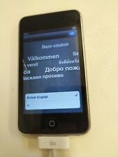 Apple iPod touch A1318 - 32gb - Black/silver 3rd generation tested