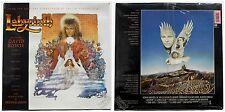 DAVID BOWIE LABYRINTH LP 1986 (1 STAMPA) SIGILLATO  SEALED