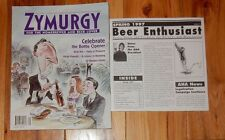 Spring 1997 Zymurgy Home Brew Brewing Beer Magazine 22 Recipes & supplement