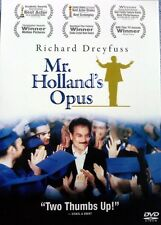 Mr. Holland's Opus - DVD PAL COLOR - Richard Dreyfuss, William H. Macy, Classic