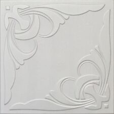 Decorative Ceiling Tiles Styrofoam 20x20 R95 Platinum