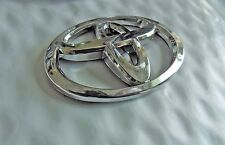 New for Toyota™ Chrome Wheel Cover Cap Badge Logo  Free Shipping