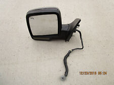 03-05 LINCOLN AVIATOR DRIVER LEFT SIDE POWER HEATED MEMORY EXTERIOR DOOR MIRROR