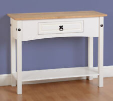 Bedroom White MDF Sideboards, Buffets & Trolleys