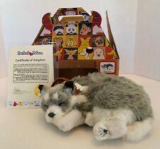 Perfect Petzzz Alaskan Husky Dog Breathing Pet In Box Works