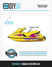 YELLOW Jet Ski Seat Cover Sea Doo XP SP SPX SPi *NEW*  ~FREE MANUAL AVAILABLE!~