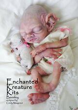 Enchanted Kreature Kits Beesley Manor Elf Blank Vinyl kit~House Elf Harry Potter