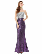 Sequin Long Regular Size Dresses for Women