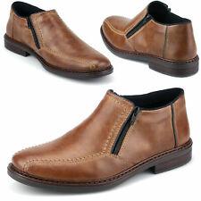 Rieker Homme Bottes Bottines Chaussures Extra Large Confort Gr. 41