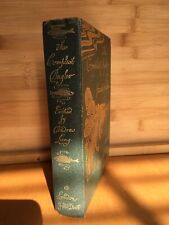 1896 'The Complete (Compleat) Angler' by Izaak Walton