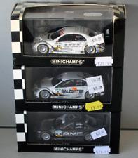 Minichamps 1/43 x3 models Mercedes C-Class DTM X 3