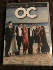The O.C. - The Complete Third Season (DVD, 2012, 7-Disc Set) NEW Free Shipping
