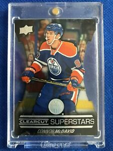 2015-16 UPPER DECK SERIES TWO CLEARCUT SUPERSTARS COMPLET SET 62 CARDS     42203