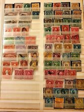 U.S.A. AMERICA POSTAGE STAMPS . OLD TO NEW DATED IN ORDER THOUSANDS SOME MINT