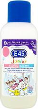 E45 Junior Foaming Bath Milk (500ml) FREE UK DELIVERY