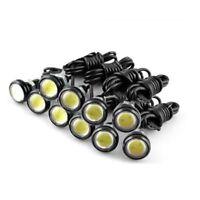 10pc 9W 23MM LED Eagle Eye Light Car Fog DRL Daytime Reverse Parking Signal Y2M5