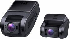 AUKEY Dash Cam Dual 1080P HD Front & Rear 6-Lane 170° Wide-Angle Lens WDR Loop