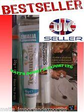 Enamel  Ceramic Repair Kit 24ml STRONG Acrylic Bath Shower Sink Technicqll 24ml