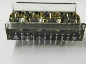 DL3416 SIEMENS 4-Char. 16-Segment Intelligent Display mit Memory, Decoder,Driver