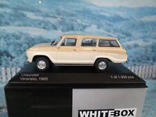 1/43  WhiteBox   CHEVROLET Veraneio,1965  1 0f 1000