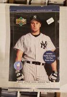 2002 Upper Deck Series 2 Factory Sealed Baseball Hobby Box 24 PACKS