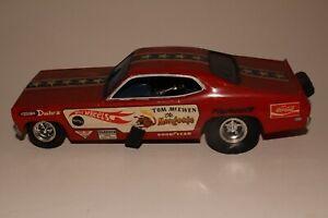 Monogram Tom Mcewen Hot Wheels Mongoose Plymouth Duster Funny Car Original Kit