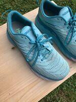 HOKA ONE ONE Arahi 4 Women's Shoes Nimbus Cloud/Lunar SZ 10.5 Wide Shoes